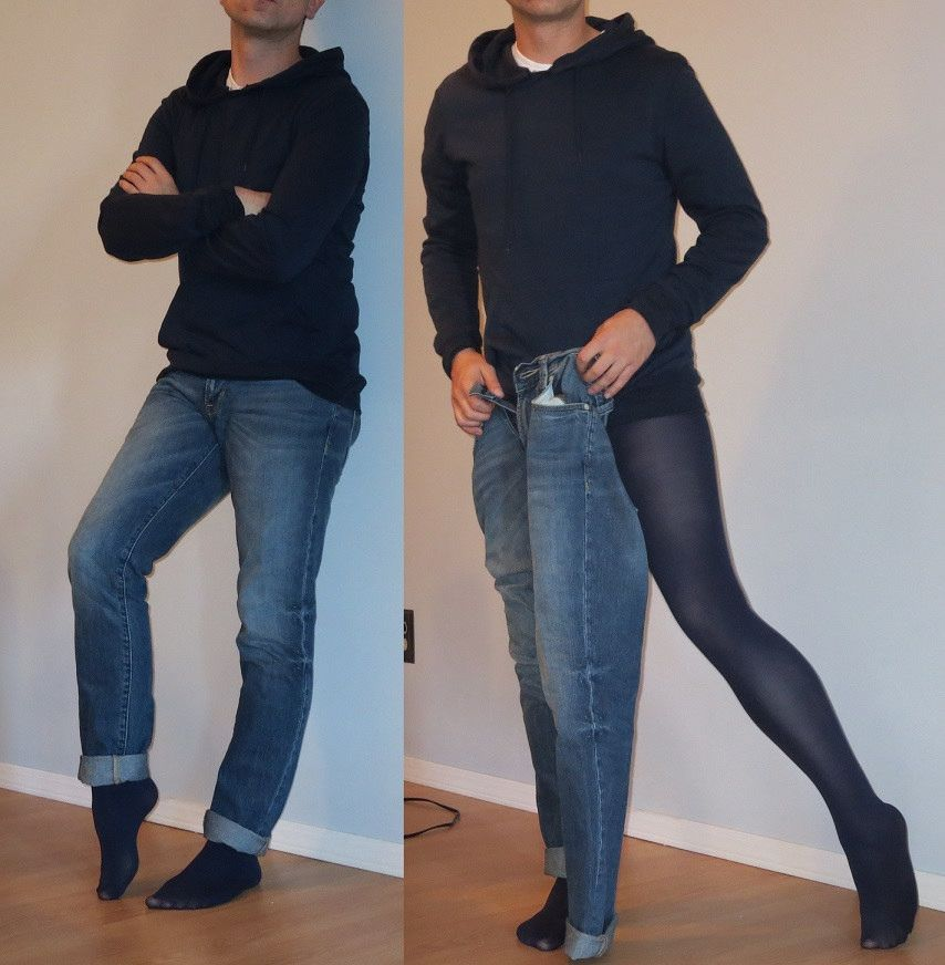 Pantyhose for men
