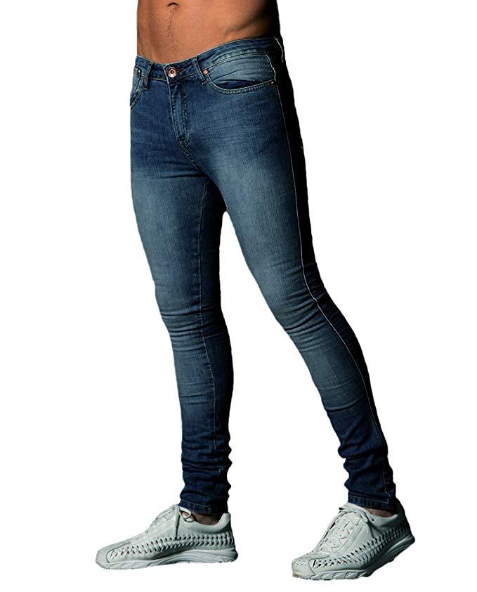 Wear Pantyhose Under Jeans