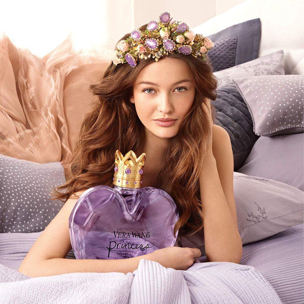 spray perfume