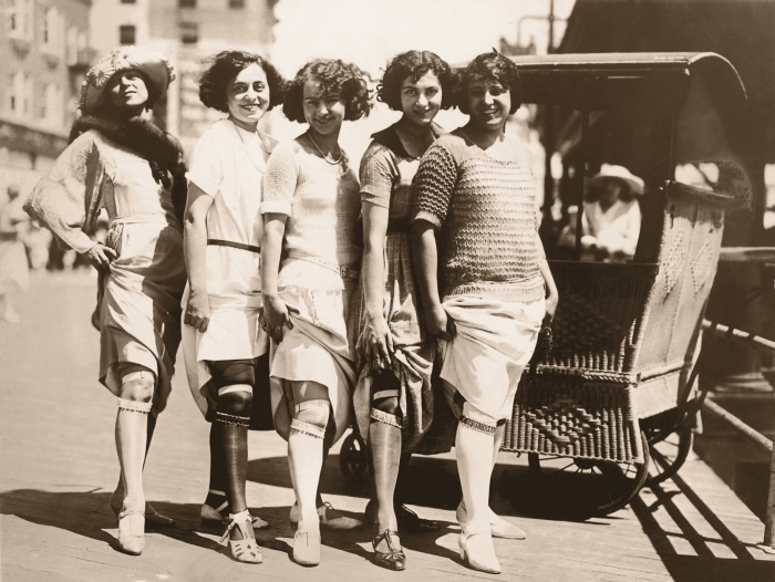 Pantyhose and Tights History