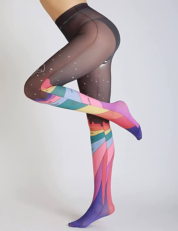 SAHABOWI Pantyhose Super Elasticity