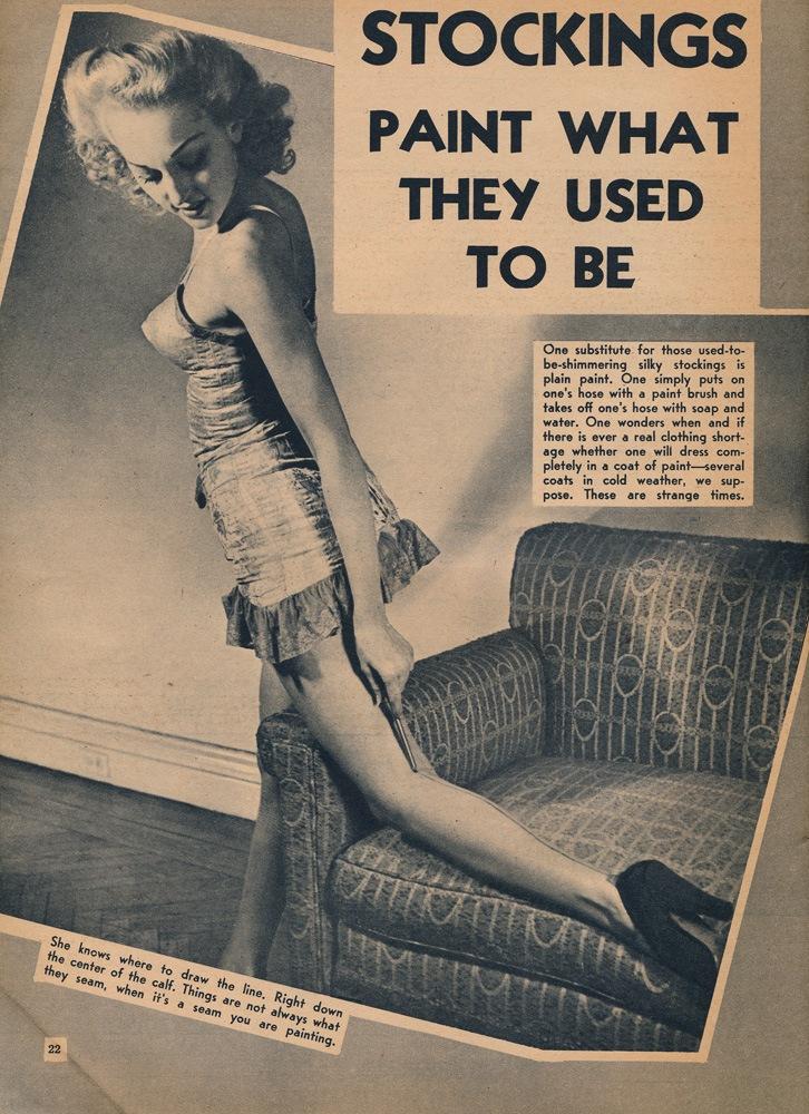 Pantyhose and Tights History 2
