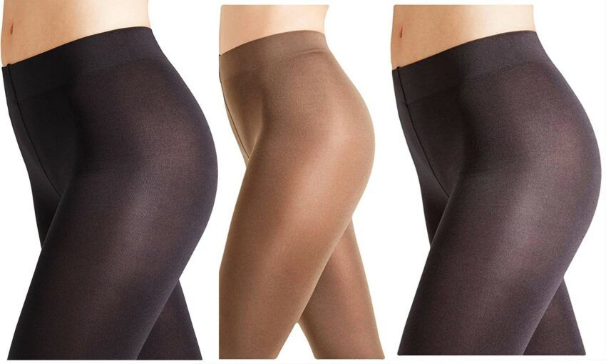 Men Buy Tights Reviews: Falke Seidenglatt 80
