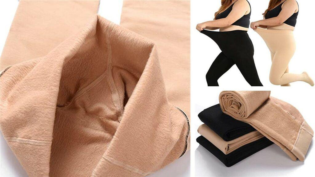 Best 20 Warmest Fleece Pantyhose For Women of 2020 33