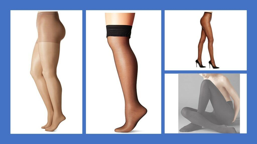 Calvin Klein Womens Pantyhose