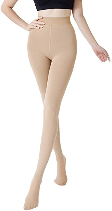 Best 20 Warmest Fleece Pantyhose For Women of 2020 12