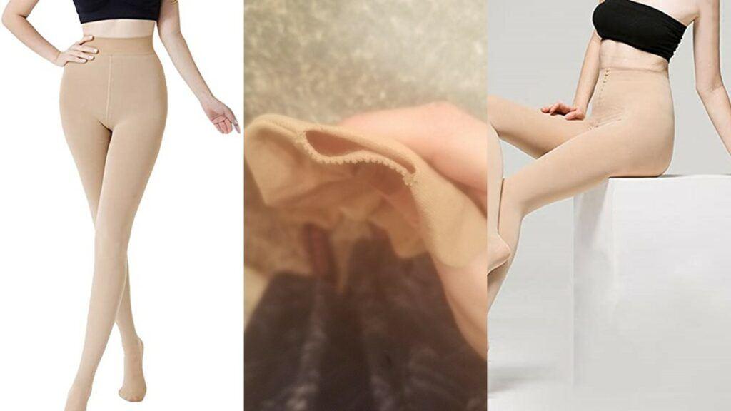 Best 20 Warmest Fleece Pantyhose For Women of 2020 28