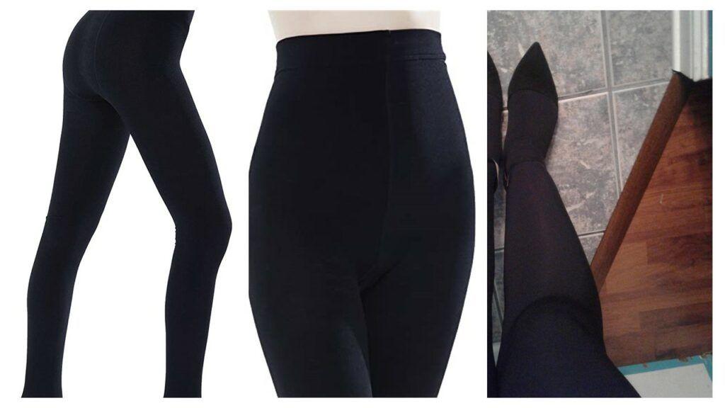 Best 20 Warmest Fleece Pantyhose For Women of 2020 24