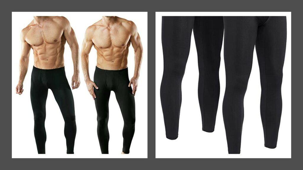 Men Wearing Pantyhose Keep Legs Healthy