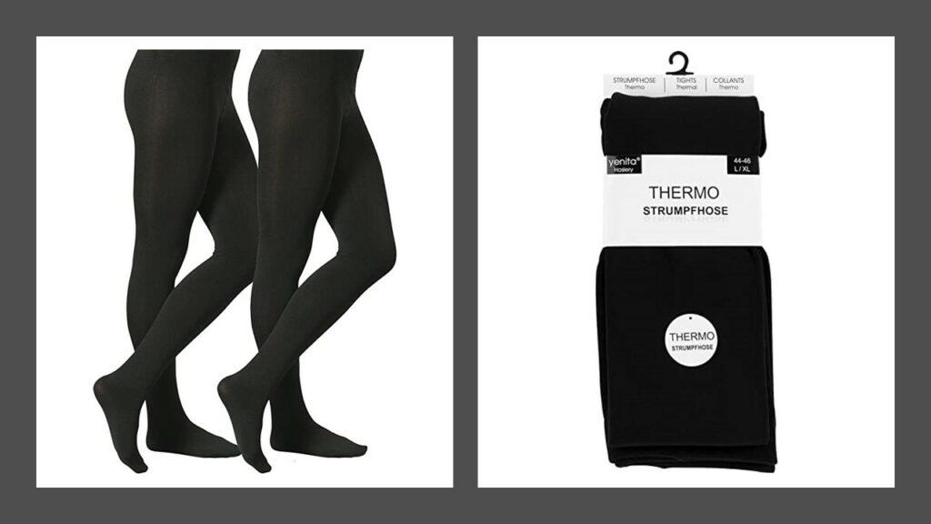 Best 20 Warmest Fleece Pantyhose For Women of 2020 30