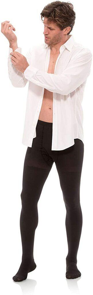 Best 3 compression pantyhose for men reviews 6