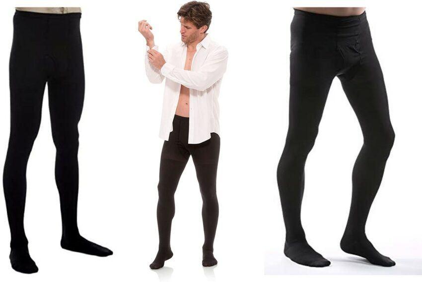 Best 3 compression pantyhose for men reviews 1