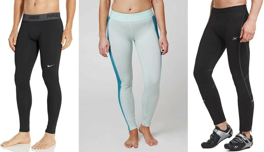 Best thermal workout tights & leggings of 2020