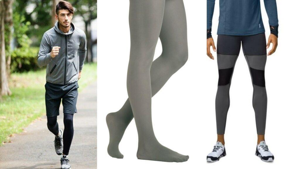 Men Wearing Pantyhose Reduce Leg Fatigue