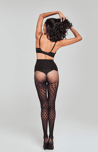 Heist New Patterned Tights