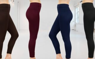 Best Fleece Lined Leggings