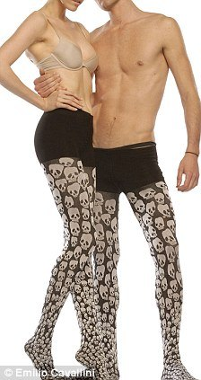 I like emilio cavallini unisex pantyhose for 2 reasons 3