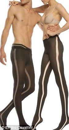 I like Emilio Cavallini Unisex Pantyhose for 2 Reasons 4