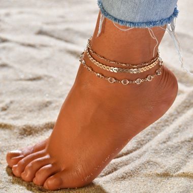 Best 2 Wear Anklet and Pantyhose Skills for Women & Men 3