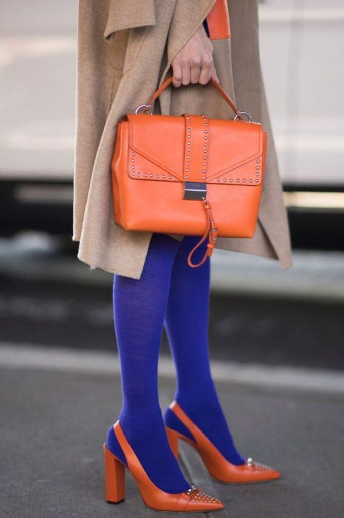 Styling tips on how to wear tights